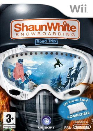 Ubisoft Shaun White Snowboarding: Road trip (WII)