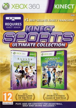Microsoft Kinect Sports: Ultimate Collection XBOX