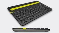 Logitech tipkovnica Multi-Device, SLO (K480), črna