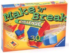 Ravensburger Make 'n' Break Challenge Társasjáték