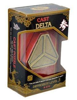Eureka! Cast Gold - Delta Ördöglakat