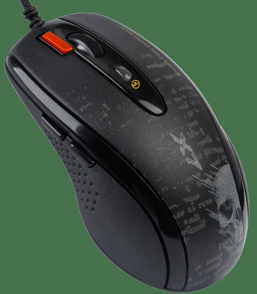 A4Tech F5 herní myš (F5) - zánovní