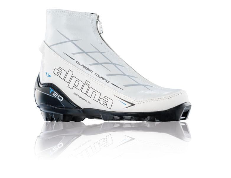 Alpina T20 Eve (W14) White/Black/Blue 41,0