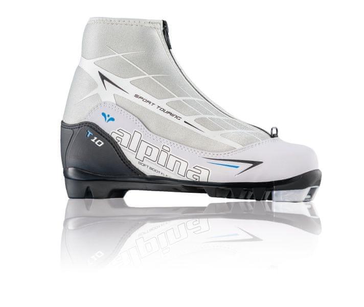 Alpina T10 Eve (W14)White/Black/Blue 37,0