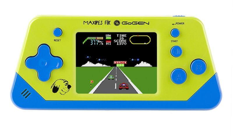 GoGEN Herní konzole 2,5´´ LCD displej - 80 her - II. jakost