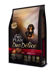 Purina Pro Plan DUO DELICE Small & Mini ADULT wołowina 2,5kg