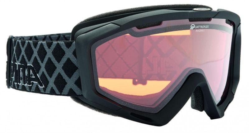 Alpina Panoma S QLH black matt