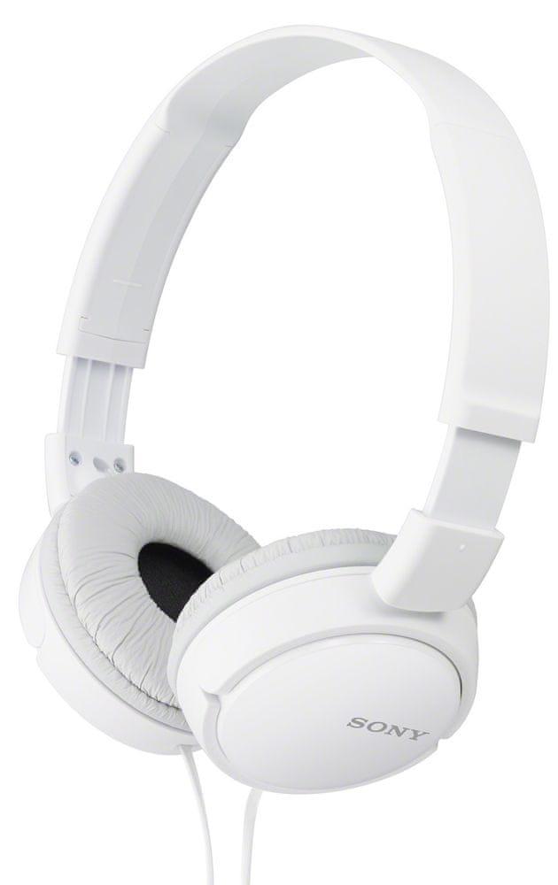 Sony MDR-ZX110W sluchátka (White)