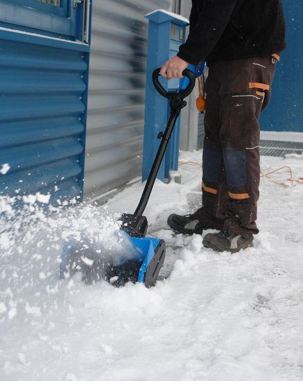 Güde električna snežna freza GESF 260 (94567) - Odprta embalaža
