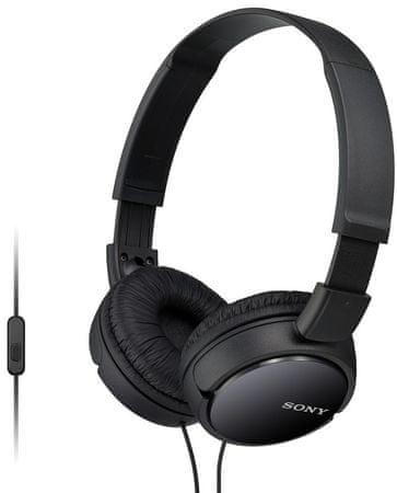 Sony MDR-ZX110APB (Black)