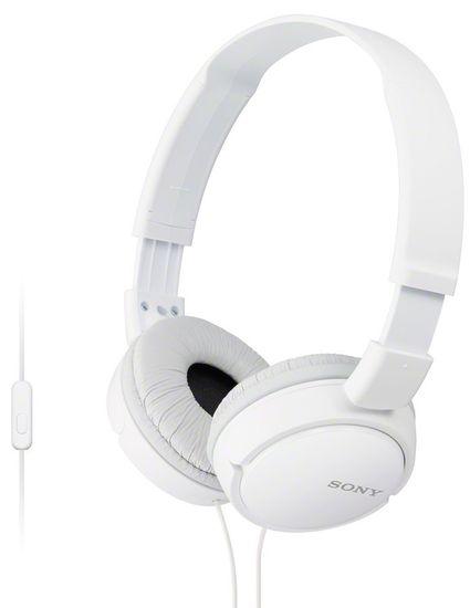 Sony slušalke z mikrofonom MDRZ-X110AP