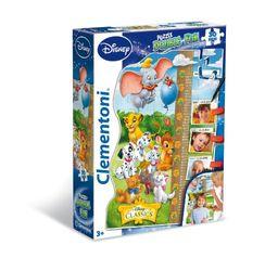 Clementoni Miarka wzrostu Disney Club - Puzzle