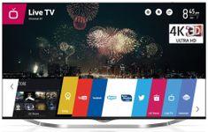 """LG 49UB850V 49"""" 3D Smart UHD LED TV"""