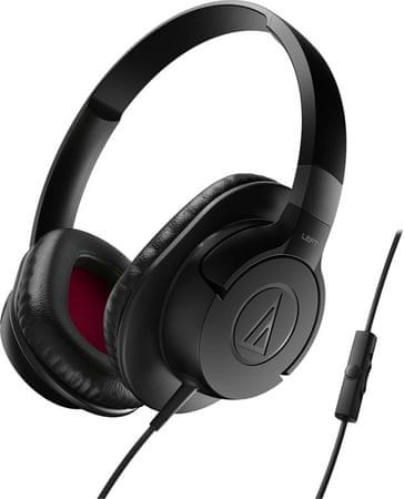 Audio-Technica ATH-AX1iSBK Czarny