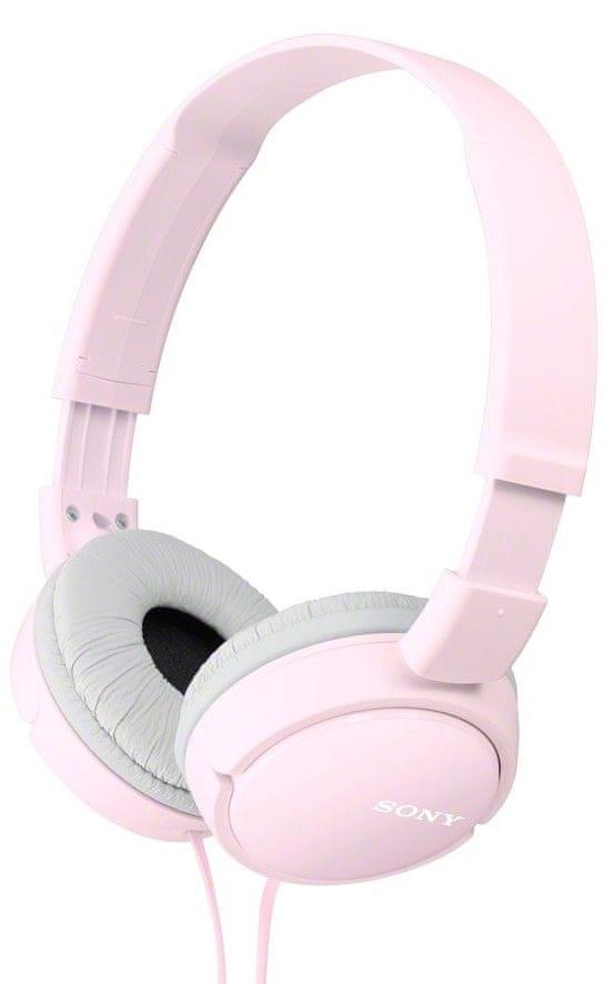 Sony MDR-ZX110P sluchátka (Pink)
