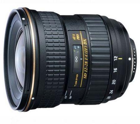 Tokina objektiv 12-28/4 DX (Nikon)