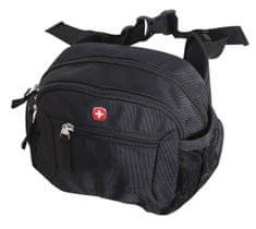 Wenger torbica za okoli pasu SA1092232, črna