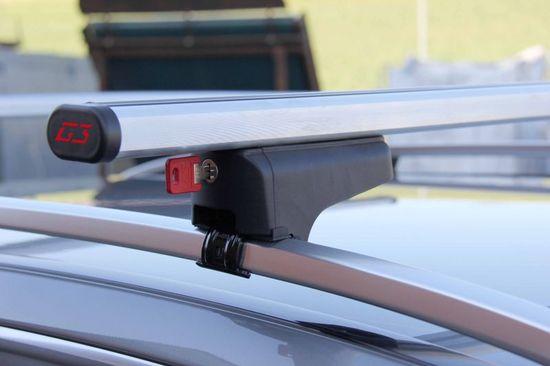 G3 strešni prtljažnik Clop, Alu 127