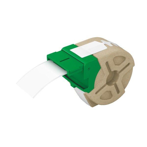 Inteligentní kazeta se samolepicí papírovou páskou Leitz Icon bílá, 39 mm x 22 m