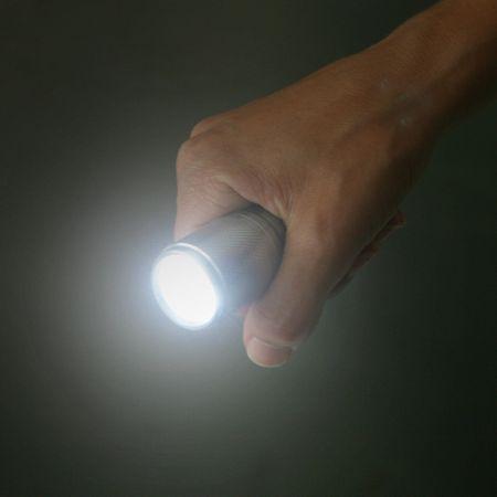 Rexer svetilka RX6011 5 LED, aluminijsko ohišje