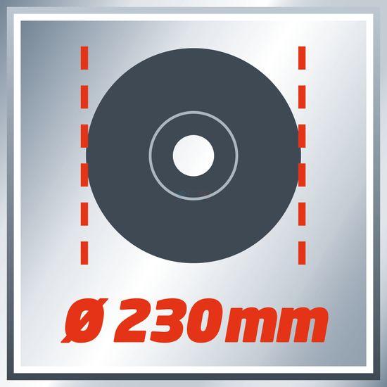 Einhell TE-AG 230/2000 kotni brusilnik (4430840)