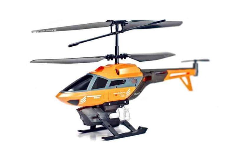 Silverlit R/C Helikoptéra Heli Splash (stříká vodu) oranžový