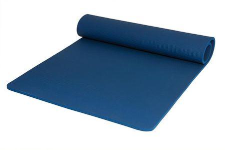 Sissel blazina Gym Mat profesionalna, 180 x 100 x 1,5 cm, modra