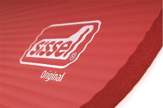 Sissel blazina Gym Mat, 180 x 60 x 1,5 cm, rdeča