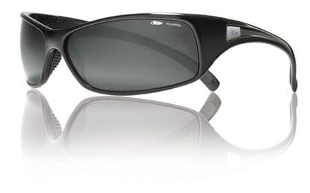 Bollé sončna očala Recoil Shiny Black Pol TNS, črna