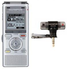 Olympus WS-831 + ME51S stereofonní mikrofon