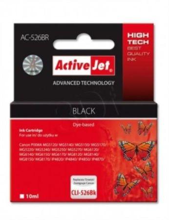 ActiveJet črna kartuša Canon (CLI-526B)