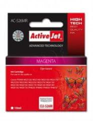 ActiveJet magenta kartuša Canon (CLI-526M)