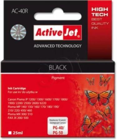 ActiveJet črna kartuša Canon (PG-40/50)