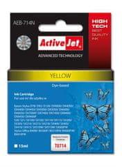 ActiveJet rumena kartuša Epson (T0714)