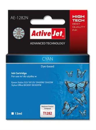 ActiveJet cyan kartuša Epson (T1282)