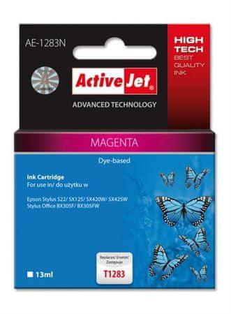 ActiveJet magenta kartuša Epson (T1283)