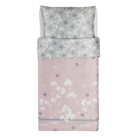 Odeja Sakura posteljnina, 200 x 140 cm roza