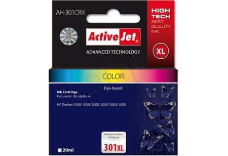 ActiveJet kartuša HP CH564 301XL