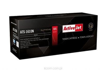 ActiveJet toner za Samsung ML-1610D2, Xerox, Dell, črn