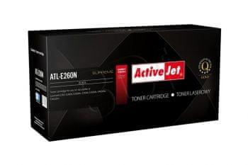 ActiveJet toner za Lexmark E260A11E, črn