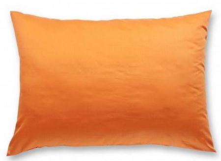 Odeja prevleka za vzglavnik Pan, 40 x 40 cm oranžna