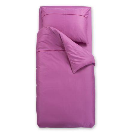 Odeja Basic N posteljnina, 200 x 200 roza