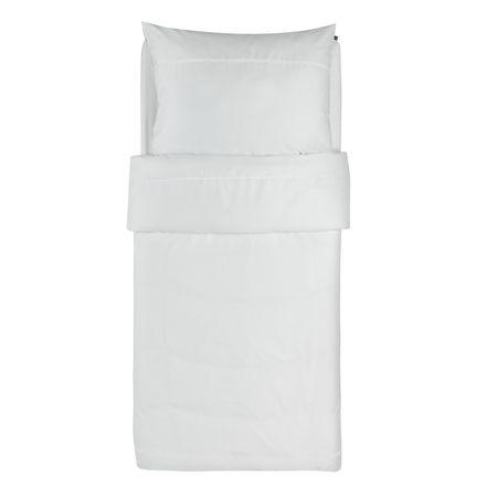 Odeja Basic N posteljnina, 200 x 200 bela