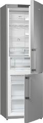Gorenje NRK6192JX Kombinált hűtőszekrény, 329 L, A+