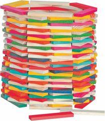 Woody Zestaw kolorowych klocków Simona 90808