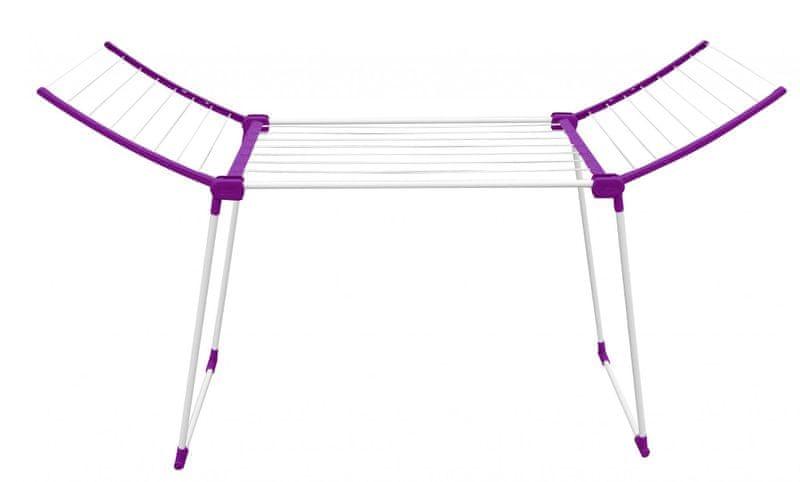 Vileda Sušák na prádlo Viva Dry Balance - fialová