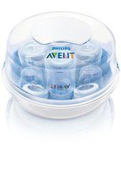 Philips Avent Sterilizátor do mikrovlnné trouby sada