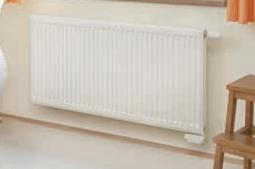 Korado radiator KV 21/600/1200, z vgrajenim ventilom