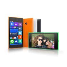 Nokia Lumia 730 Dual SIM, oranžová