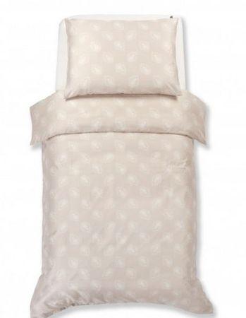 Odeja Harmony posteljnina, 200 x 260 cm + 2 x 60 x 80 cm, bež